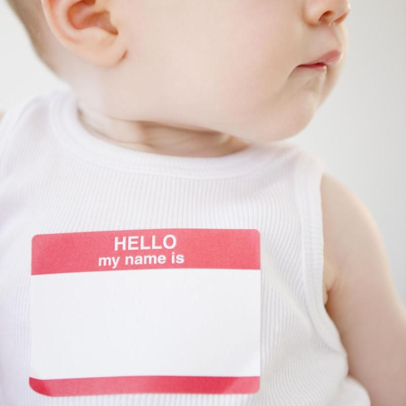 Struggling to find a name? It might be worthwhile to look back in your family tree. Photo: Getty
