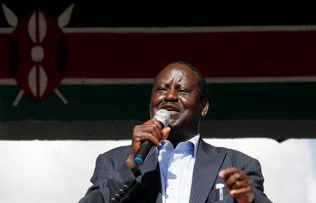 Odinga to run for presidency under opposition coalition