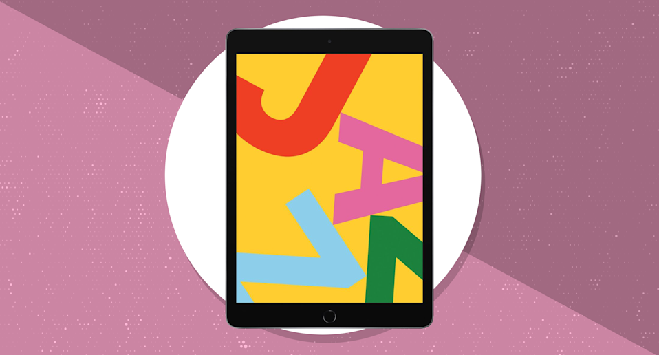 Get this Apple iPad for $80 off. (Photo: Apple)
