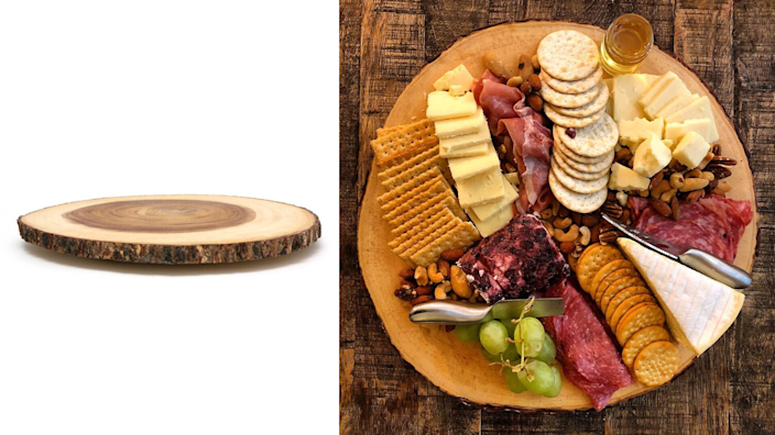 Best gifts for women: Cheese board