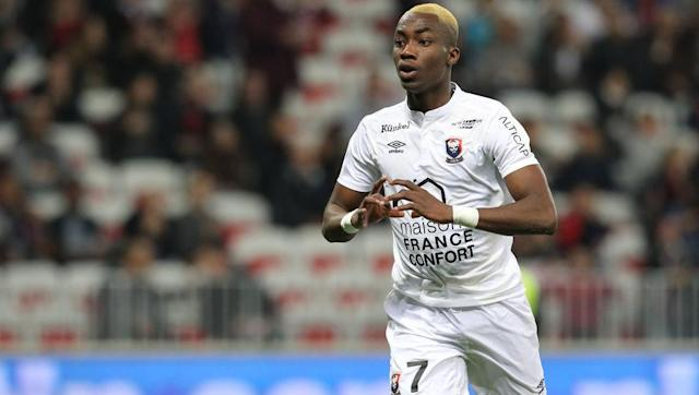 <p>Considering Dembélé signed last summer as a relatively unknown 19-year-old from Ligue 1, Dortmund would be silly to ignore a potential star waiting for them at SM Caen.</p> <br><p>19-year-old <strong>Yann Karamoh </strong>is one of the most exciting French players there is. Although he hasn't received the same level of exposure as the likes of Dembélé or Monaco's Kylian Mbappé, Karamoh has been attracting the interest of some of the biggest clubs in Europe.</p> <br><p>Naturally occupying the right-wing spot for a side who just avoided relegation last season, Karamoh was directly involved in one quarter of all the goals scored by Caen last season. </p> <br><p>When Dortmund signed Dembélé from Stade Rennais for a measly £13m last summer, no one knew he would become one of the best wingers in Europe, so why not try it again with Karamoh.</p>
