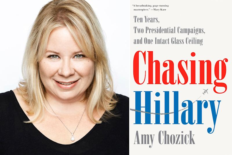 Vampire Diaries creator Julie Plec heads to Netflix with adaptation of Amy Chozick's Chasing Hillary