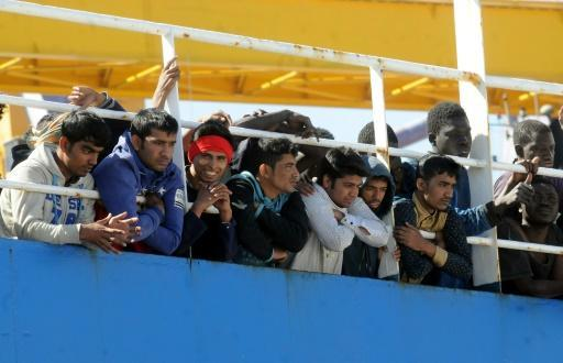 Anxiety mounts as Italy moves to get more migrants out