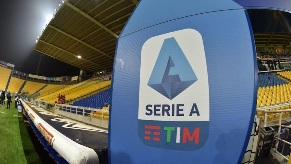 Logo Serie A | Giuseppe Bellini/Getty Images