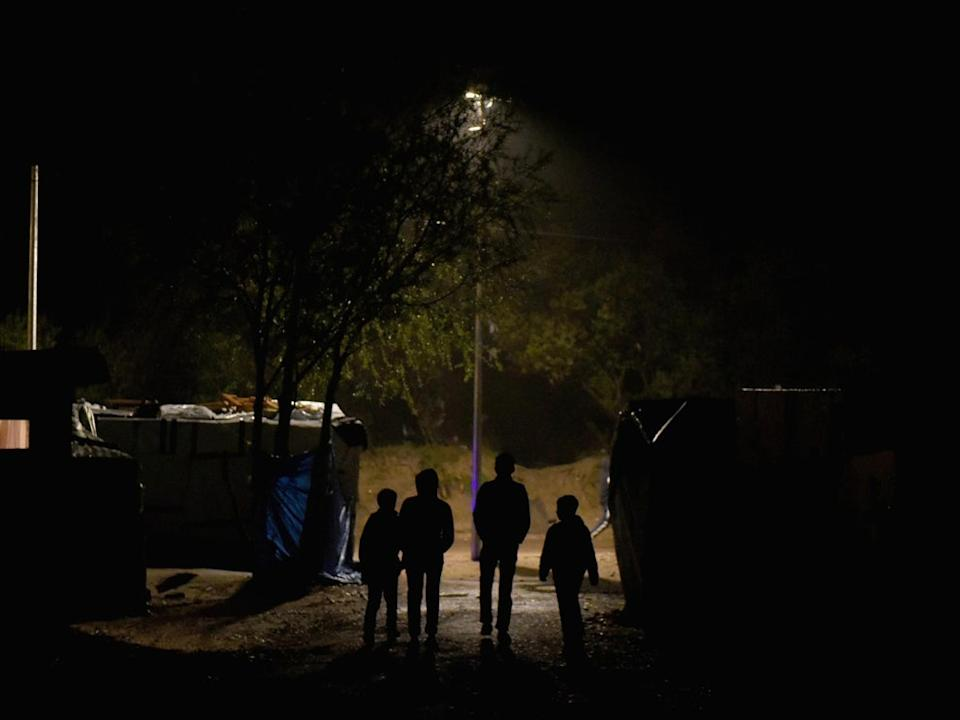 <p>The immigration minister said there would no longer be offers of sanctuary to child refugees with no family in UK</p> (Getty)