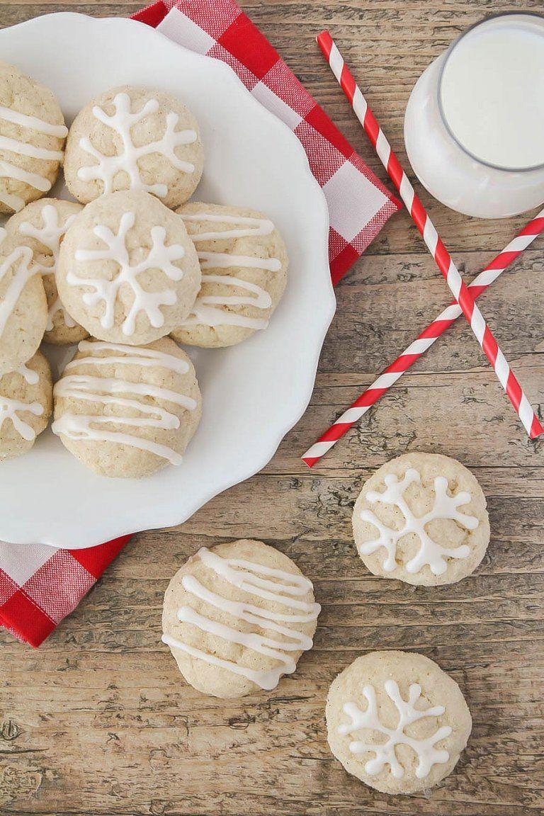 """<p>Turn everyone into an eggnog lover with this sugared and spiced recipe.</p><p><strong>Get the recipe at <a href=""""https://lilluna.com/eggnog-snickerdoodles/"""" rel=""""nofollow noopener"""" target=""""_blank"""" data-ylk=""""slk:Lil' Luna"""" class=""""link rapid-noclick-resp"""">Lil' Luna</a>.</strong></p>"""