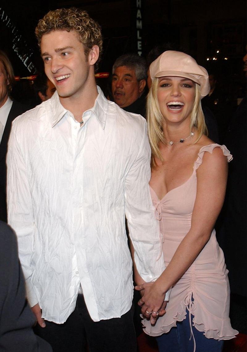 Jenna says Justin and ex Britney Spears never had a dance-off. Source: Getty