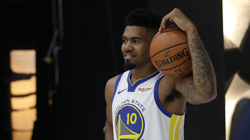 official photos 13880 45214 Warriors player profile: Jacob Evans could play a lot in ...