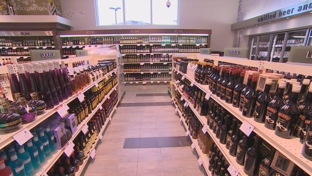 The Nova Scotia Liquor Corporation does more than $750 million in sales each year. (CBC - image credit)