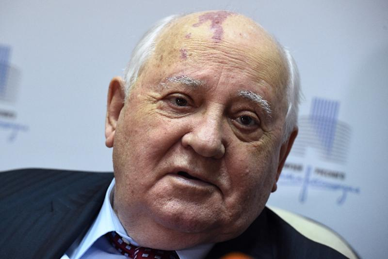 Former head of the Soviet Union Mikhail Gorbachev urged Donald Trump and Vladimir Putin to work on regaining trust between the US and Russia, ahead of their first meeting at the G20 Summit in Hamburg, Germany