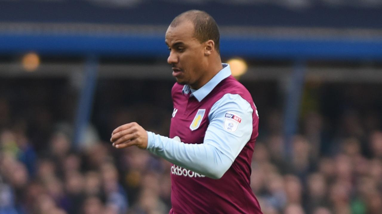 Harry Redknapp's first game in charge of Birmingham City ended in a 1-0 derby defeat to Aston Villa, with Gabriel Agbonlahor on target.