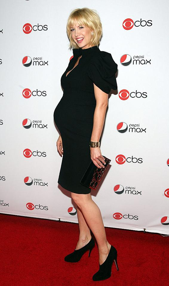 "Jenna Elfman has a second bundle of joy on the way! Conveniently, her ""Accidentally on Purpose"" character is actually pregnant for the whole first season of the new CBS sitcom. Valerie Macon/<a href=""http://www.gettyimages.com/"" target=""new"">GettyImages.com</a> - September 16, 2009"