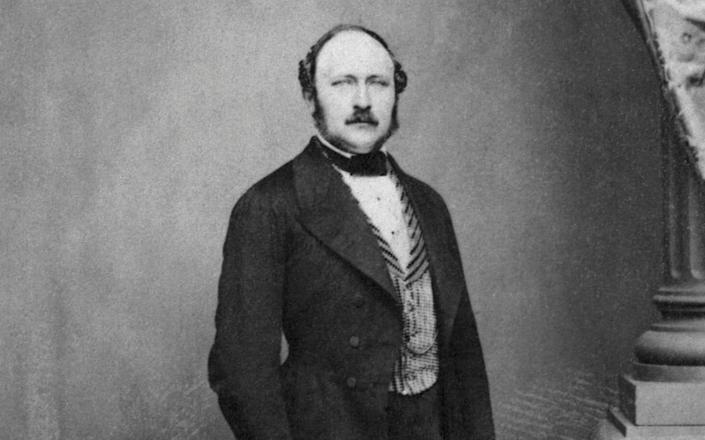Prince Albert was treated with suspicion when he first became a member of the family