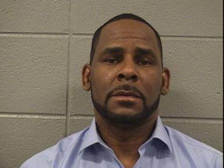 Singer Robert Kelly, known as R. Kelly, is pictured in Chicago, Illinois, U.S., in this March 6, 2019 handout booking photo