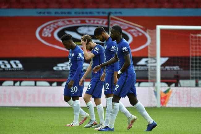 MATCHDAY: Chelsea can reclaim 3rd in EPL; Porto eyes title