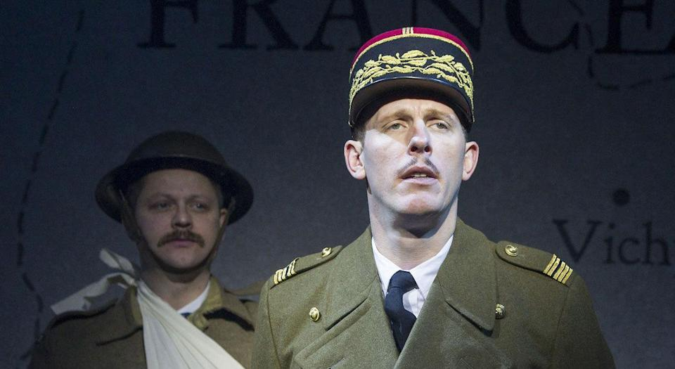 """<p>The ex-Mr Billie Piper threw a serious strop when one audience member heckled his way through his turn as Charles de Gaulle. When Lozzer finally snapped, he bellowed: """"I won't bother telling you the story because this **** in the front row has ruined it for everybody."""" He then left the stage and didn't even bother to come back and take a bow at the end.<br>He did go on Radio 4 and apologise the next day, though. What a gent.</p>"""