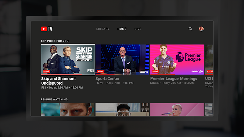 Amazon Fire TV Users Can Now Download YouTube TV