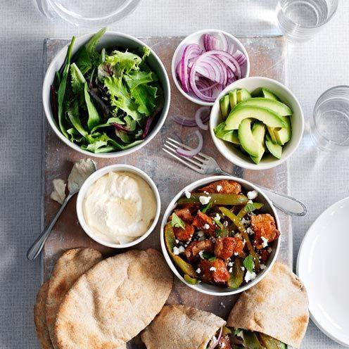 """<p>Smoked paprika adds a divinely spicy and fragrant flavour to lamb</p><p><strong>Recipe: <a href=""""https://www.goodhousekeeping.com/uk/food/recipes/a535187/lamb-pitta-pockets/"""" rel=""""nofollow noopener"""" target=""""_blank"""" data-ylk=""""slk:Lamb Pitta Pockets"""" class=""""link rapid-noclick-resp"""">Lamb Pitta Pockets</a></strong></p>"""