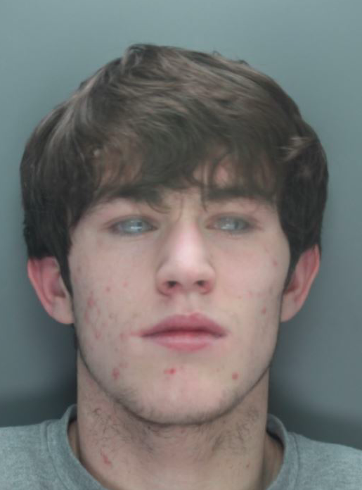 Colin Smith also received a ten and a half year driving ban. (Merseyside Police)