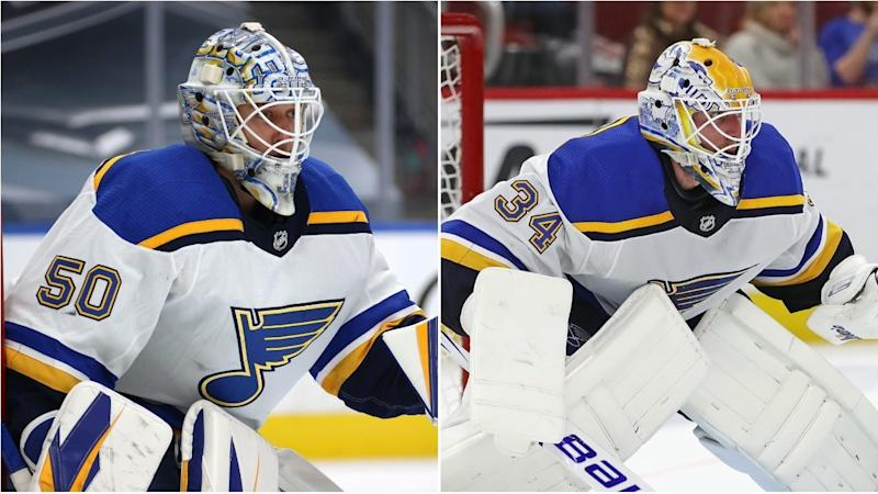 Allen or Binnington: Who will Blues put in net for Game 6?