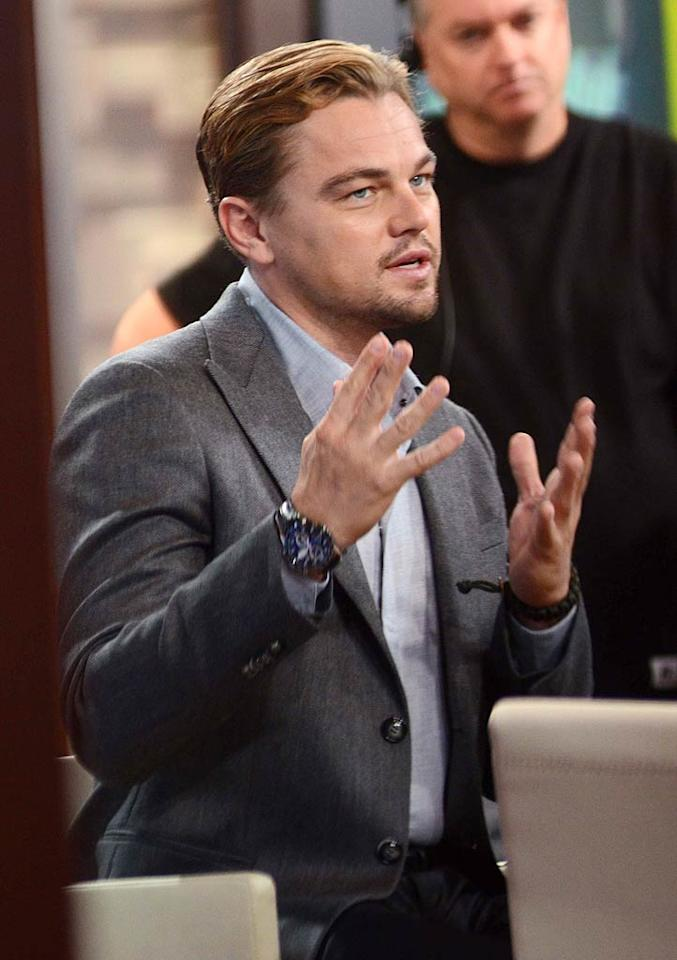 """Leonardo DiCaprio is """"heartsick and lonely after dumping girlfriend Blake Lively,"""" reports the National Enquirer, which notes he's been telling pals he """"made a huge mistake."""" In fact, DiCaprio's been phoning Lively nonstop, begging her to come back. For what lavish gift he's sending her, and whether she's ready to go back to him, see what a Lively insider shockingly reveals to <a target=""""_blank"""" href=""""http://www.gossipcop.com/leonardo-dicaprio-reconcile-blake-lively-back-together-ryan-reynolds/"""">Gossip Cop.</a> (11/07/2011)"""