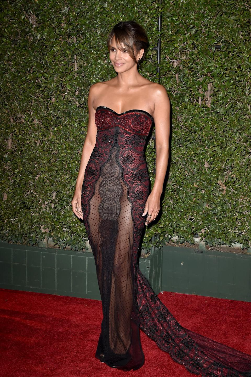 Halle Berry NAACP Image Awards