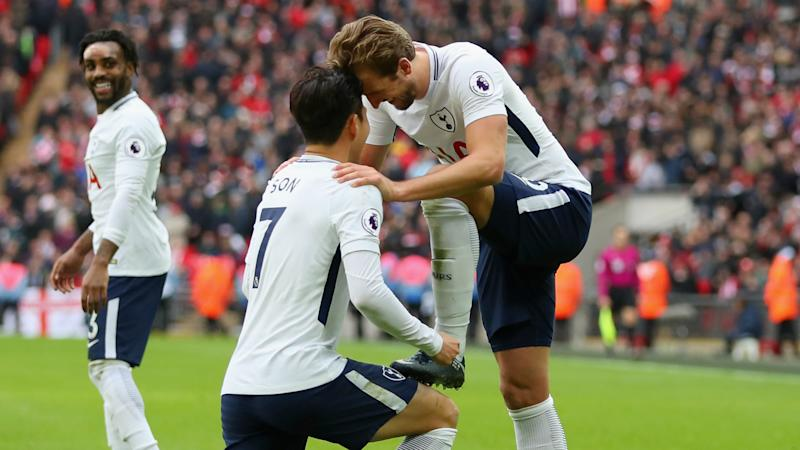 Spurs star Kane the world's best player, claims Son