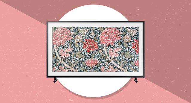 Frame it and save $479. (Photo: Walmart)