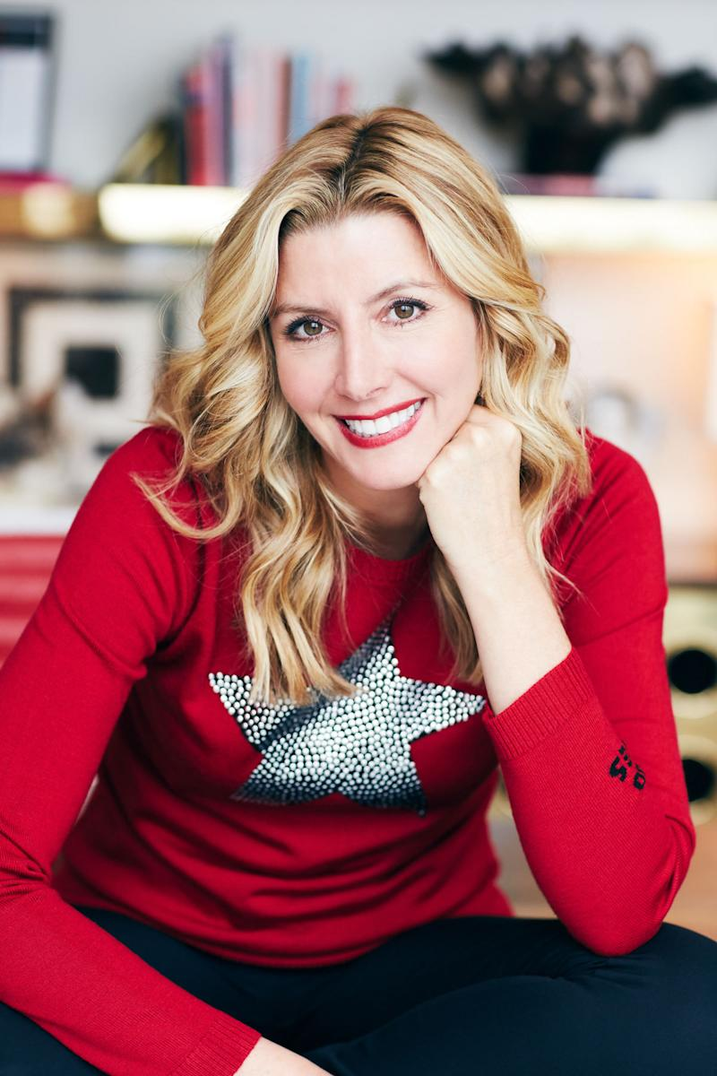 6f3b29aa3d05e As Spanx CEO Exits, Founder Sara Blakely Returns