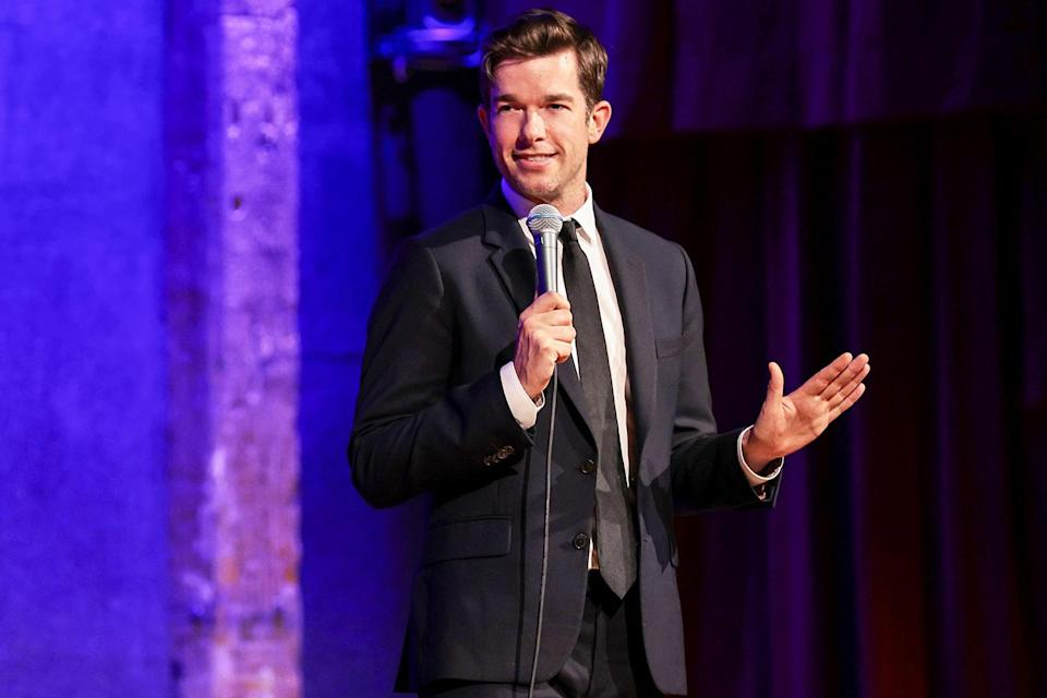 """<p>John Mulaney performs his """"From Scratch"""" standup for SiriusXM's Small Stage series at City Winery in New York City.</p>"""
