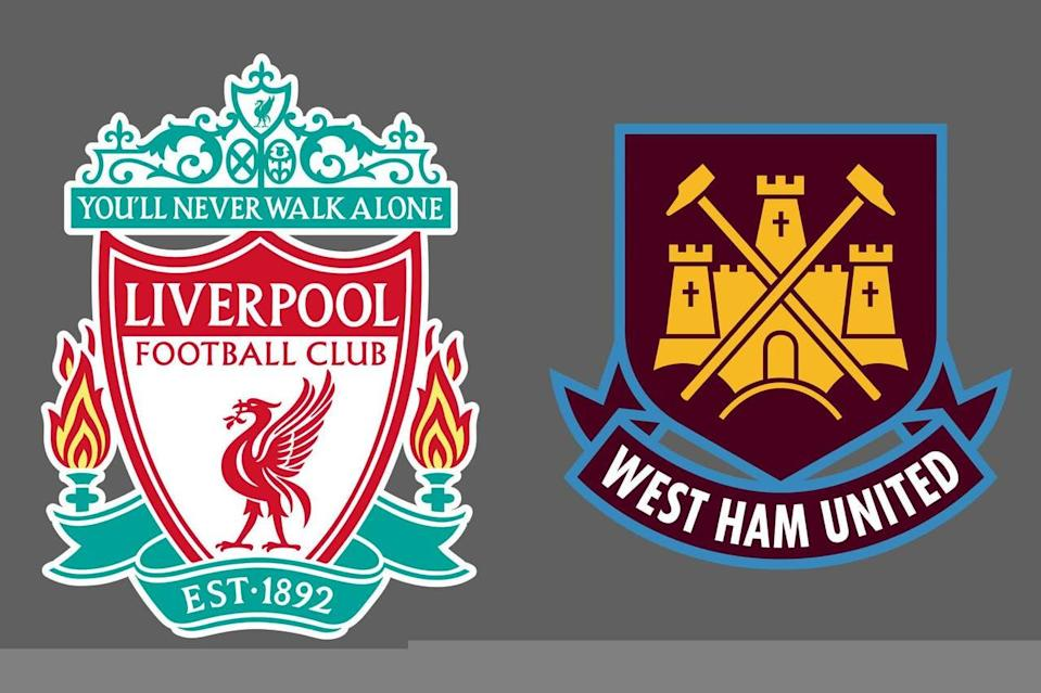 Liverpool-West Ham United