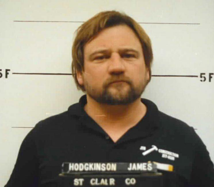 This 1992 photo provided by the St. Clair County. Ill., Sheriff's Department shows James T. Hodgkinson. (Photo: St. Clair County Illinois Sheriff's Department via AP)