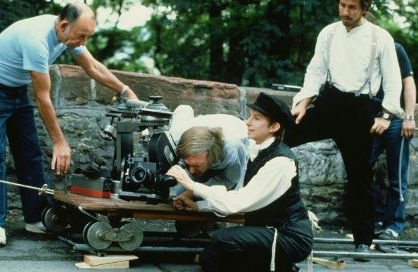 <p>Barbara Streisand stepped behind the camera in 1983 to direct the film, <em>Yentl</em>. She also shined as the movie's lead character of the same name. </p>