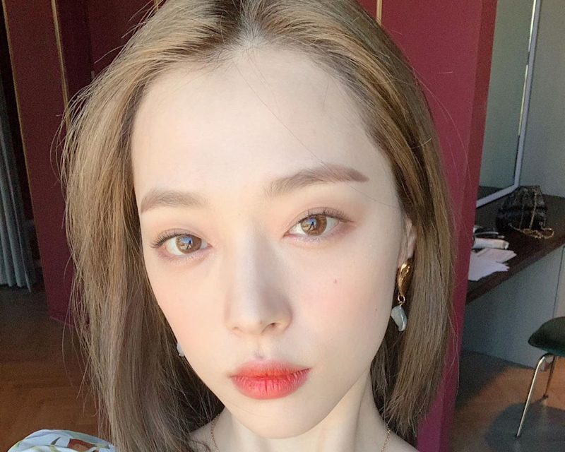 Nine South Korean lawmakers are proposing a bill for a new law against cyberbullying following the death of actress and singer Sulli. ― Picture via Instagram/jelly_jilli