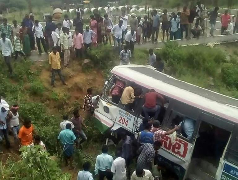 Road crashes in India claim the lives of more than 150,000 people each year
