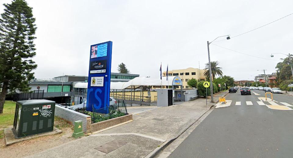 Cronulla RSL says it was visited by a positive case on Wednesday. Source: Google Maps