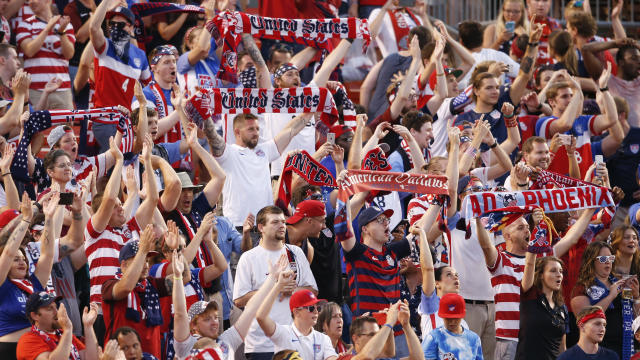 USMNT soccer fans will have to sit this World Cup out, but good news may be on the way. (Getty)