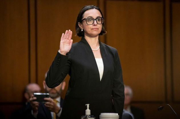 Veronica Rossman, a former public defender, now holds a lifetime seat on the U.S. Court of Appeals for the 10th Circuit. (Photo: Handout . via Reuters)