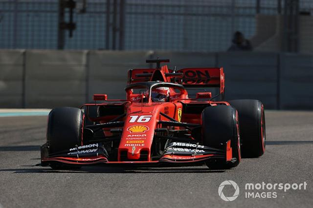 "Charles Leclerc, Ferrari SF90 <span class=""copyright"">Jerry Andre / Motorsport Images</span>"