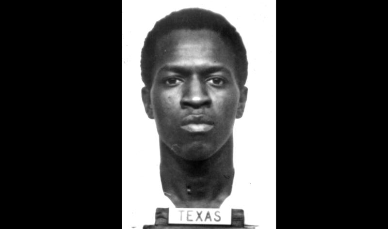FILE - This undated photo shows Texas death row inmate Raymond Landry. Landry was executed on Dec. 13, 1988. (AP Photo/Texas Department of Criminal Justice, File)