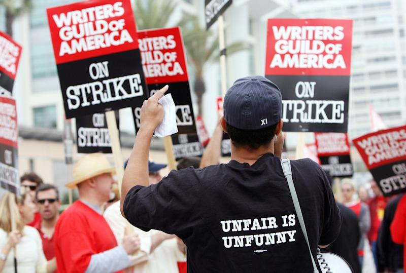 Will There Be Another Hollywood Writers' Strike? Here's Everything We Know So Far