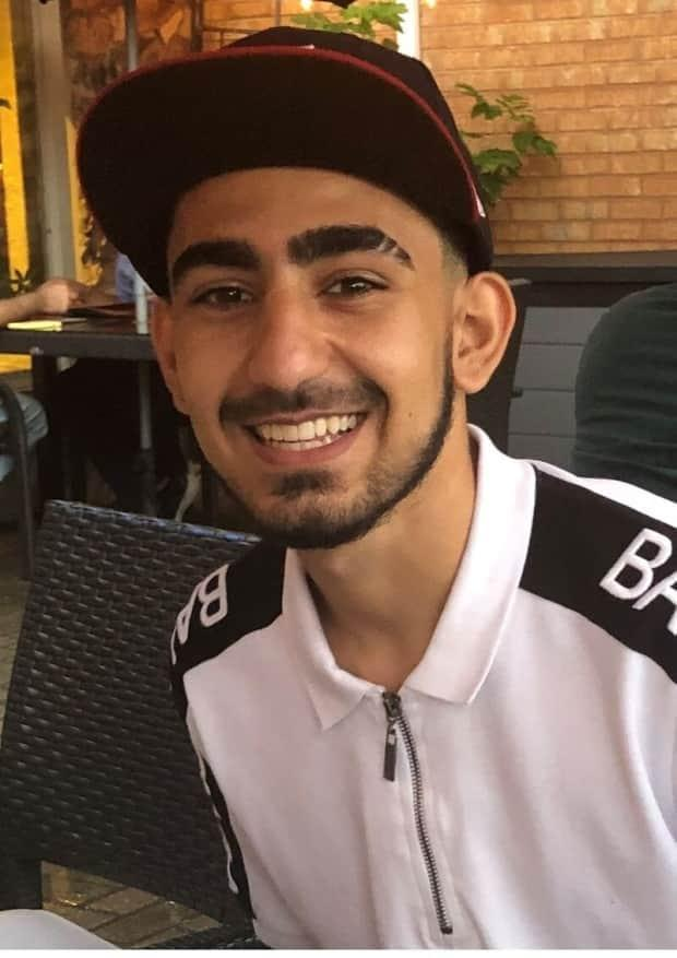 """Shahriyar Safarian, 18, died in hospital shortly after sustaining """"obvious injuries"""" in a fire at the Slam Grill Restaurant & Bar on Keele Street on July 10, 2021, according to police. (Toronto Police Service - image credit)"""