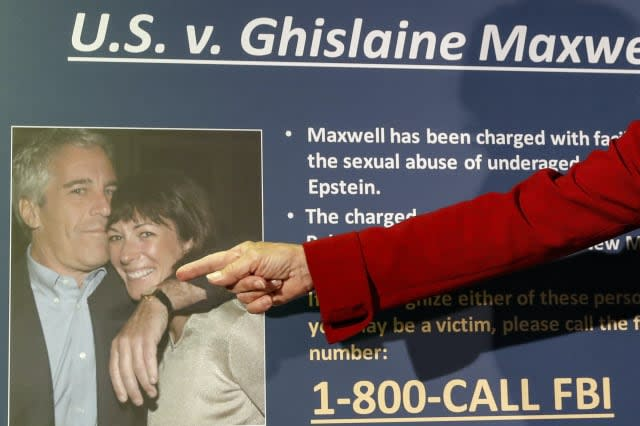 Ghislaine Maxwell refused bail after she denies recruiting girls for Epstein