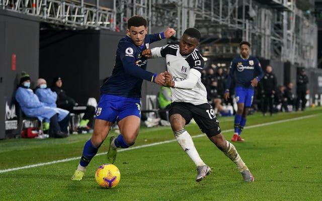 Fulham were last in action on Boxing Day