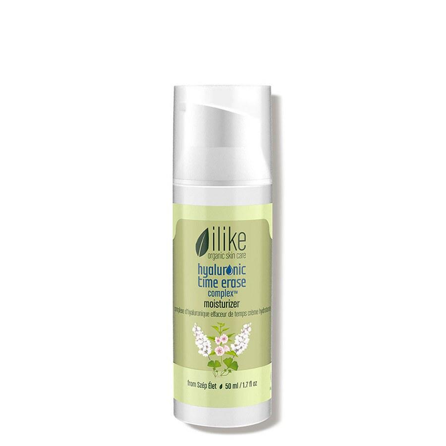 """<h2>Dryness = Lightweight Moisturizer</h2> <p>Harsh, cold months can leave a lasting impression on your skin. The solution? Combat lingering dryness and rebalance moisture levels with a lightweight lotion. Something that's not too heavy, but doesn't skimp on hydration such as Ilike Organic Skin Care Hyaluronic Time Erase Complex Moisturizer. Vitamins, minerals, polyphenols, and <a rel=""""nofollow"""" href=""""https://www.brides.com/gallery/best-hyaluronic-acid-serums-for-dry-skin?mbid=synd_yahoo_rss"""">hyaluronic acid</a> make it a great choice.</p> <p>SHOP NOW: <a rel=""""nofollow"""" href=""""https://www.dermstore.com/product_Hyaluronic+Time+Erase+Complex+Moisturizer_59961.htm"""" rel=""""nofollow"""">Dermstore</a>, $100</p>"""