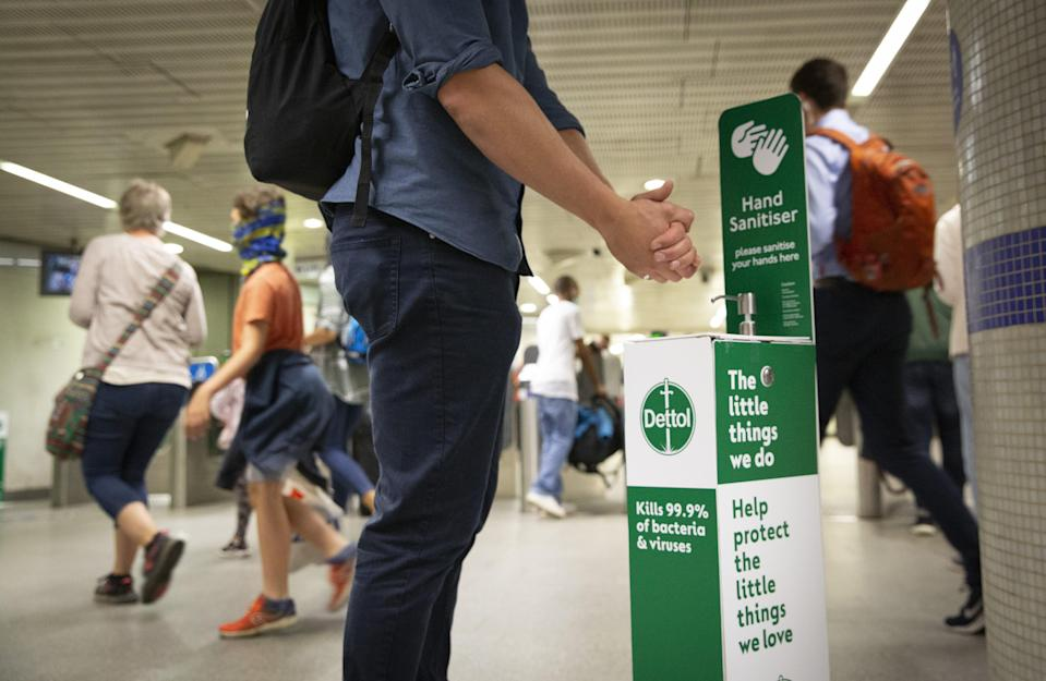 <p>Reckitt was recently announced as the official hygiene partner for the COP26 climate summit in Glasgow this autumn</p> (PA)