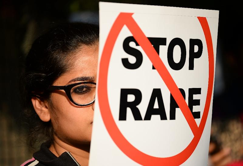 Nearly 40,000 rape cases were reported in India in 2016, but activists say that is just the tip of the iceberg