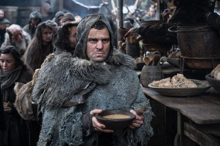 """David Cohen make a cameo appearance in """"Game of Thrones."""" (HBO via CIA Twitter)"""