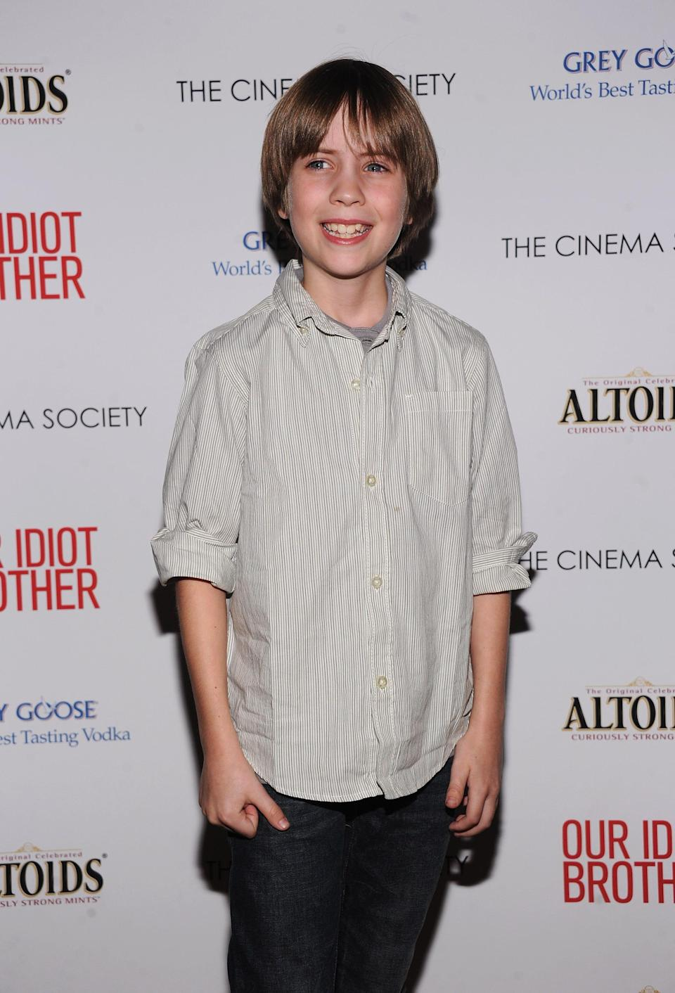 """Matthew Mindler, who starred in """"Our Idiot Brother,"""" died in August. His death was ruled a suicide on Oct. 14."""