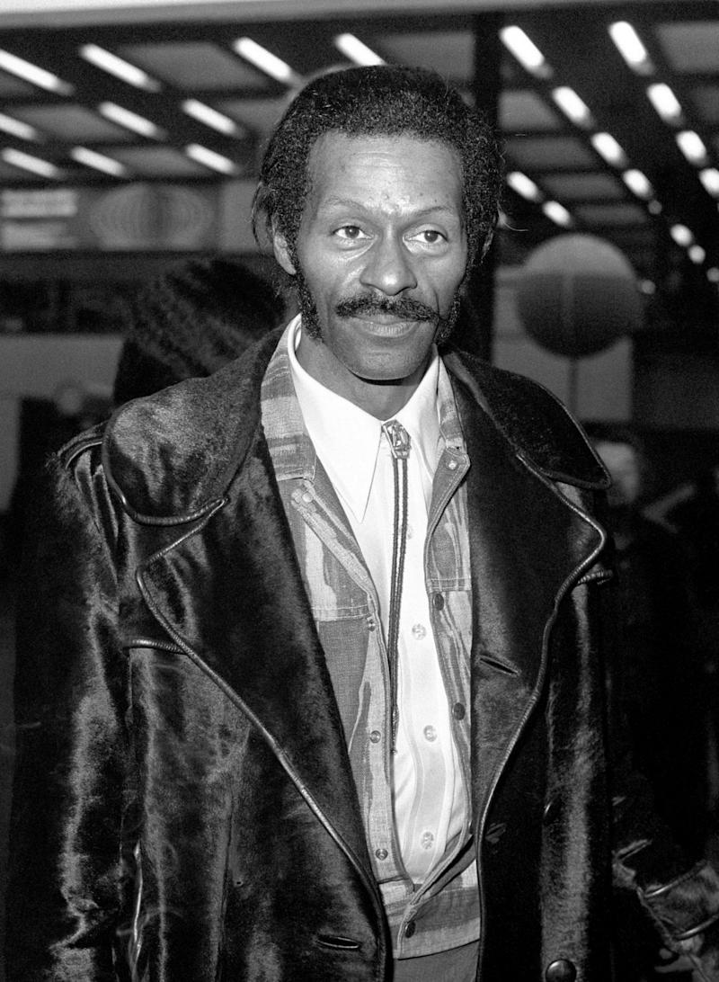 Legend lost: Chuck Berry (PA)